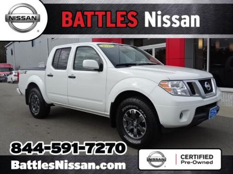 Certified Pre-Owned 2019 Nissan Frontier PRO-4X